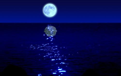 蟹座満月と山羊座木星期