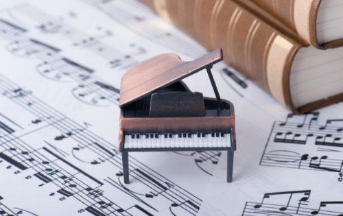 娘の奏でるピアノの音色